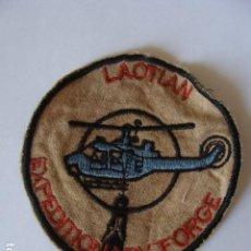 Militaria: PARCHE HELITRANSPORTE, EPOCA VIETNAM, ORIGINAL. Lote 94243215