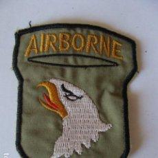 Militaria: PARCHE AMERICANO AIRBONE, EPOCA VIETNAM, ORIGINAL. Lote 94244315