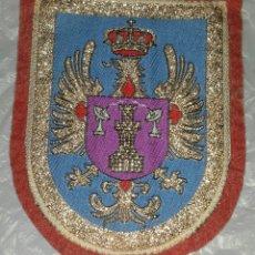 Militaria: PARCHE EMBLEMA REGIMIENTOS DE REDES Y SERVICIOS DE TRANSMISIONES AÑO 80. Lote 95755358