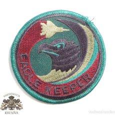 Militaria: PARCHE AMERICANO EAGLE KEEPER . Lote 97713015