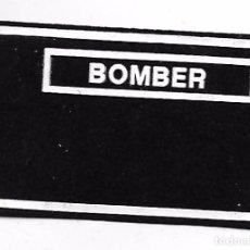 Militaria: PARCHE DE PECHO BOMBEROS DE CATALUÑA BOMBERO. Lote 182997476