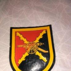 Militaria: PARCHE MANDO DE ARTILLERIA DE CAMPAÑA MACA AÑOS 90. Lote 100257555