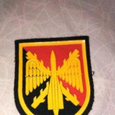 Militaria: PARCHE MANDO DE ARTILLERIA ANTIAEREA AÑOS 90. Lote 100257715