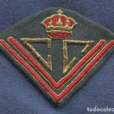 Militaria: PARCHE DE CONDUCTOR DE LA GUARDIA CIVIL.. Lote 101349911