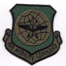 Militaria: PARCHE AVIACION USA USAF AIR MOBILITY COMMAND. Lote 103523811