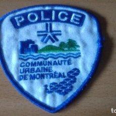 Militaria: POLICE 007. Lote 104005415