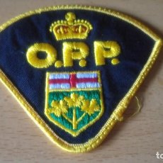 Militaria: POLICE 007. Lote 104005495