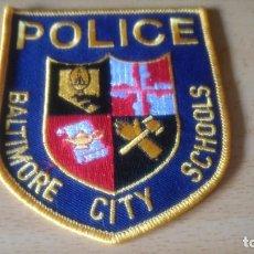 Militaria: POLICE 007. Lote 104005515