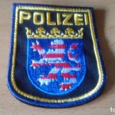 Militaria: POLICE 007. Lote 104005535