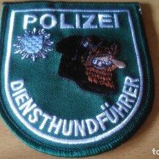 Militaria: POLICE 007. Lote 104005599