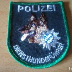 Militaria: POLICE 007. Lote 104005615