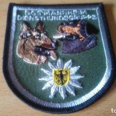Militaria: POLICE 007. Lote 104005667