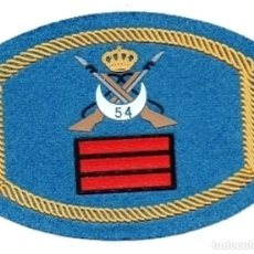 Militaria: PARCHE REGULARES 54 CABO. Lote 252171965