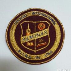Militaria: PARCHE COLEGIO ALMINAR, SEVILLA. Lote 104578967