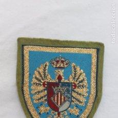 Militaria: PARCHE EJERCITO ESPAÑOL REGION MILITAR VALENCIA,. Lote 104845943