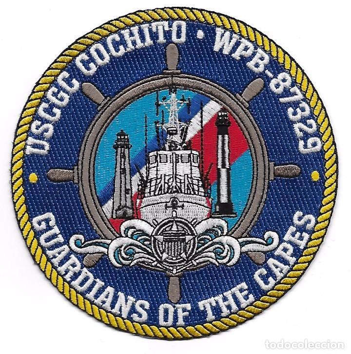 PARCHE USCG GUARDA COSTAS USA COCHITO WPB 87329 (Militar - Parches de tela )