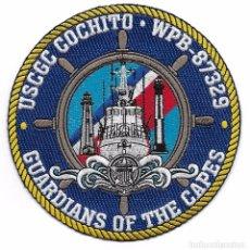 Militaria: PARCHE USCG GUARDA COSTAS USA COCHITO WPB 87329. Lote 105478939