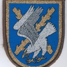 Militaria: PARCHE EMBLEMA BRIGADA INFANTERÍA LIGERA GALICIA VII. Lote 159876324