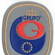 Militaria: PARCHE SEGURIDAD ESPAÑA GRUPO G. Lote 110448044