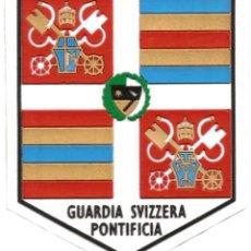 Militaria: PARCHE GUARDIA SUIZA PONTIFICIA PAPA JUAN PABLO II VATICANO - EB01227. Lote 146096177