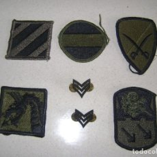Militaria: LOTE DE PARCHES US MILITARES .. Lote 109211583