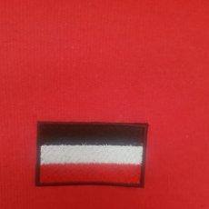 Militaria: PARCHE BANDERA III REICH. Lote 110113691