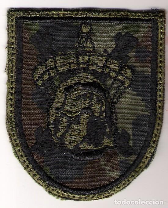 PARCHE EMBLEMA CRAV PIXELADO VERDE (Militar - Parches de tela )