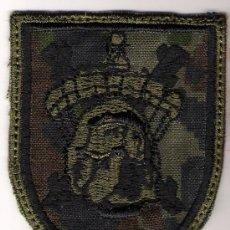 Militaria: PARCHE EMBLEMA CRAV PIXELADO VERDE. Lote 110655978