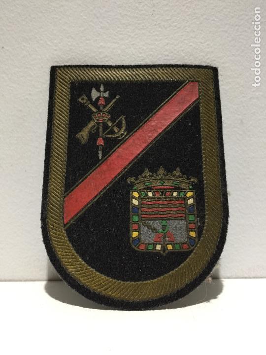 PARCHE EMBLEMA ESCUDO A IDENTIFICAR (Militar - Parches de tela )
