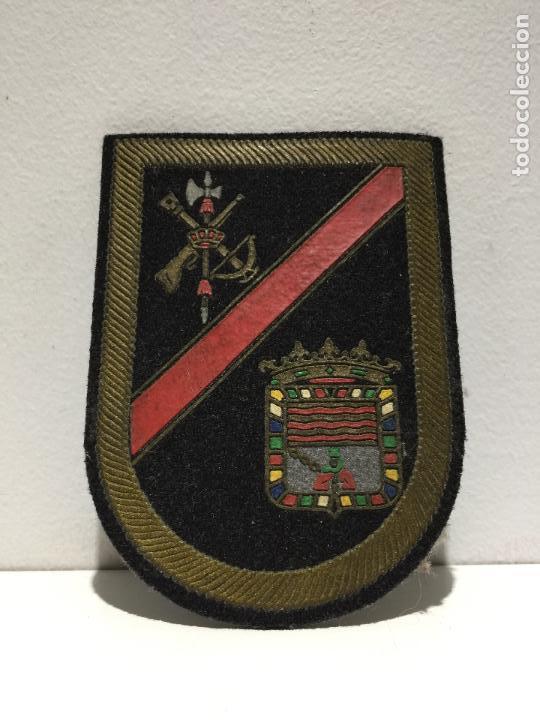 Militaria: PARCHE EMBLEMA ESCUDO A IDENTIFICAR - Foto 3 - 111136567