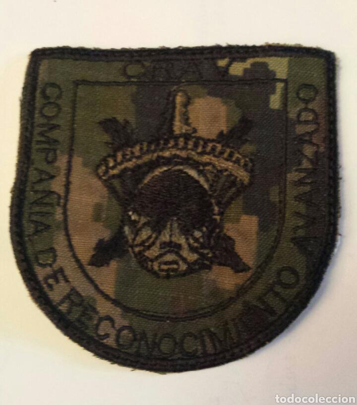 PARCHE EMBLEMA CRAV PIXELADO BOSCOSO BRIPAC (Militar - Parches de tela )