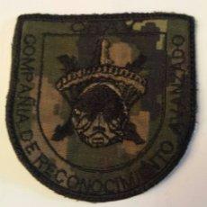 Militaria: PARCHE EMBLEMA CRAV PIXELADO BOSCOSO BRIPAC. Lote 184241895