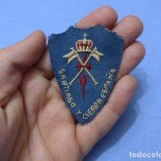 Militaria: * ANTIGUO PARCHE DE BRAZO DE CABALLERIA DE GUERRA CIVIL, ORIGINAL. ZX. Lote 112656407