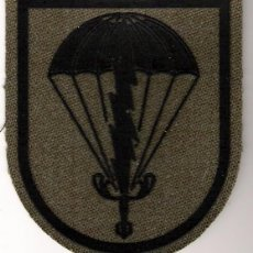 Militaria: PARCHE EMBLEMA TRANSMISIONES BRIPAC VERDE. Lote 113171567