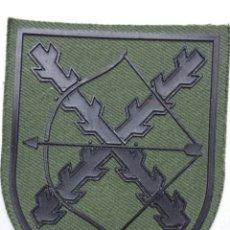 Militaria: PARCHE EMBLEMA BON CUARTEL GENERAL DE ALTA DISPONIBILIDAD VERDE. Lote 113465827