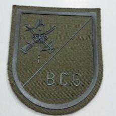 Militaria: PARCHE EMBLEMA BATALLÓN CUARTEL GENERAL LEGIÓN VERDE PARACA. Lote 174405879