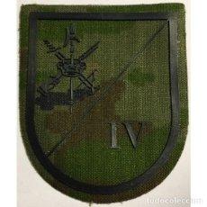 Militaria: GENIAL PARCHE DE BRAZO EN VERDE PIXELADO DE LA 4º BANDERA DE LA LEGIÓN ESPAÑOLA EN PLASTICO INYECTAD. Lote 151570921