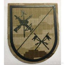 Militaria: PARCHE DE BRAZO EN ÁRIDO PIXELADO DEL GRUPO DE RECONOCIMIENTO II DE CABALLERIA DE LA LEGION ESPAÑOLA. Lote 151570952
