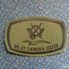 Militaria: PARCHE BRILAT BILAT ZAMORA III/29. Lote 188797621