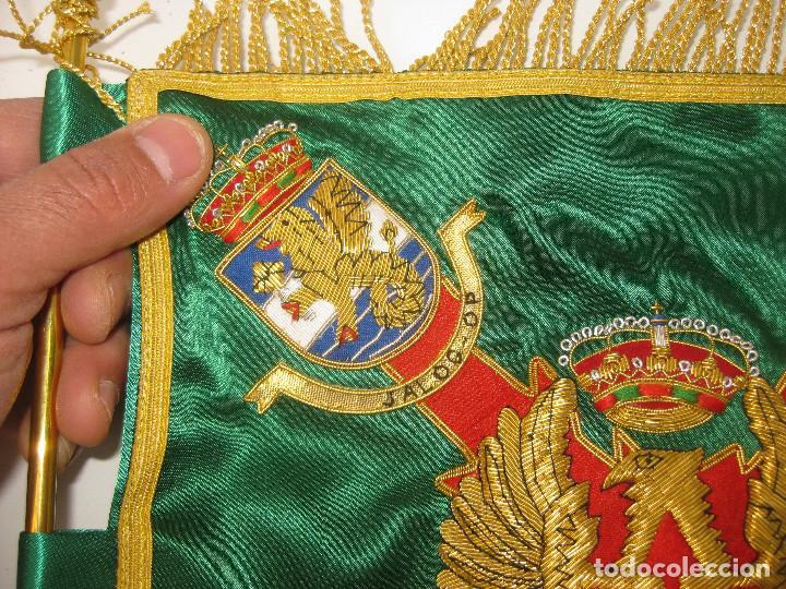 Militaria: BANDERA MILITAR EJERCITO ESPAÑA Jefatura de Apoyo Logístico a las Operaciones JALOG-OP - Foto 4 - 117478319