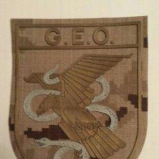 Militaria: PARCHE EMBLEMA ÁRIDO PIXELADO GEO. Lote 117686682