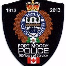 Military - CANADA - PORT MOODY (100 ANIVERSARIO) - 118855703
