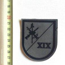 Militaria: LEGIÓN ESCARAPELA PARA UNIFORME MIMETIZADO XIX BANDERA BOEL. Lote 189958636
