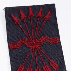 Militaria: PARCHE FE DE LAS JONS - FALANGE ESPAÑOLA DE LAS JUNTAS DE OFENSIVA NACIONAL SINDICALISTA - AÑOS 1940. Lote 120862935