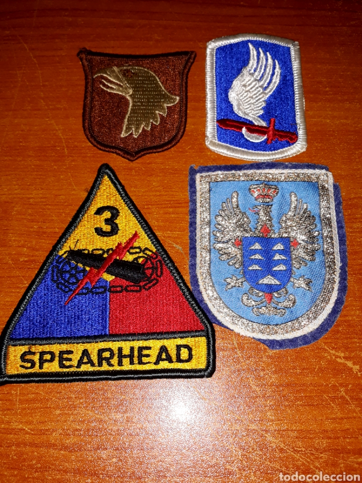 4 emblemas militares - Buy Military Patches at todocoleccion - 122723091 51389fd41f3