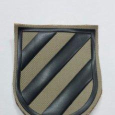 Militaria: PARCHE EMBLEMA 2A BANDERA BRIPAC PARA TRAJE PIXELADO CON VELCRO. Lote 123335575