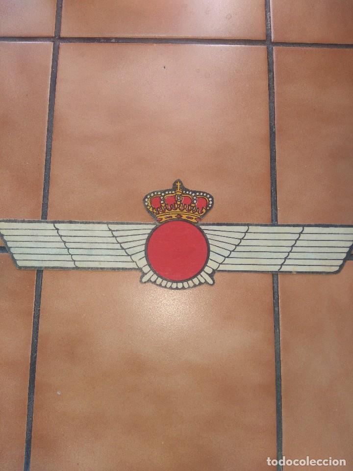 ROKISKI EJERCITO DEL AIRE AVIACION EN TELA DE FIELTRO 2 (Militar - Parches de tela )