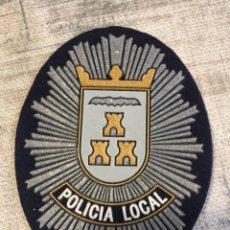 Militaria: ESCUDO POLICÍA LOCAL ALBACETE. Lote 128346291