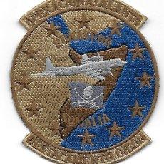 Militaria: PARCHE EJERCITO DEL AIRE OPERACIOIN ATALANTA DESTACAMENTO ORION EUNAVFOR MISION INTERNACIONAL. Lote 128669075