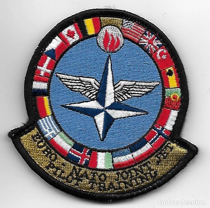 parche aviacion EURO NATO JOINT JET PILOT TRAINING